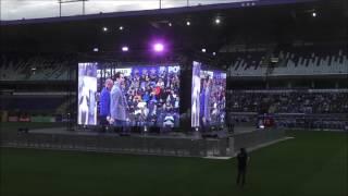 Andonline PO1 Charleroi - Anderlecht  Didier Laporte et Kevin le forain