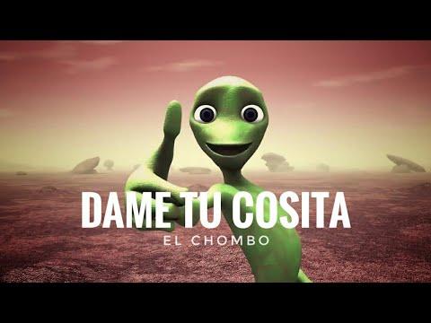 El Chombo - Dame Tu Cosita(lyrics) Lyrical Video