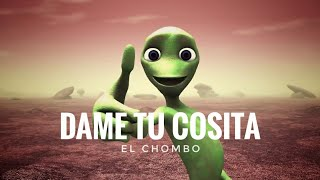 El Chombo - Dame Tu Cosita(lyrics) Lyrical Video