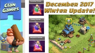 Clash of Clans - The December 2017 Update Is Here!