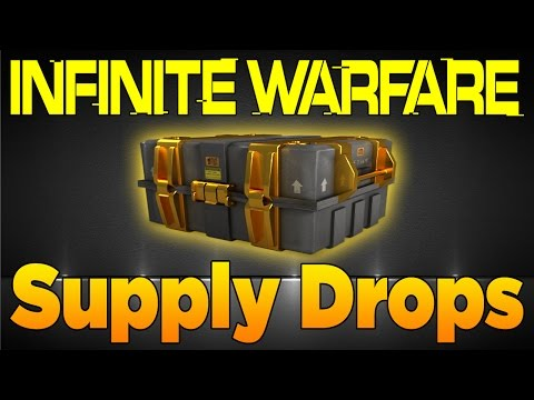 Supply Drops and Salvage System (Call of Duty Infinite Warfare)