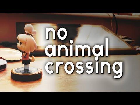 No Animal Crossing (a poem)