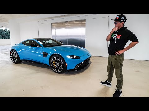 BUYING NEW ASTON MARTIN VANTAGE TO REPLACE RS7? *ALEX CHOI VLOG*