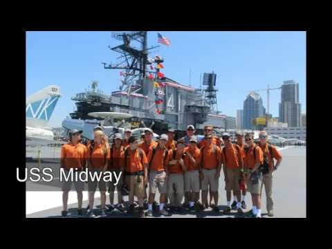Army and Navy Academy Camp Challenge 2016
