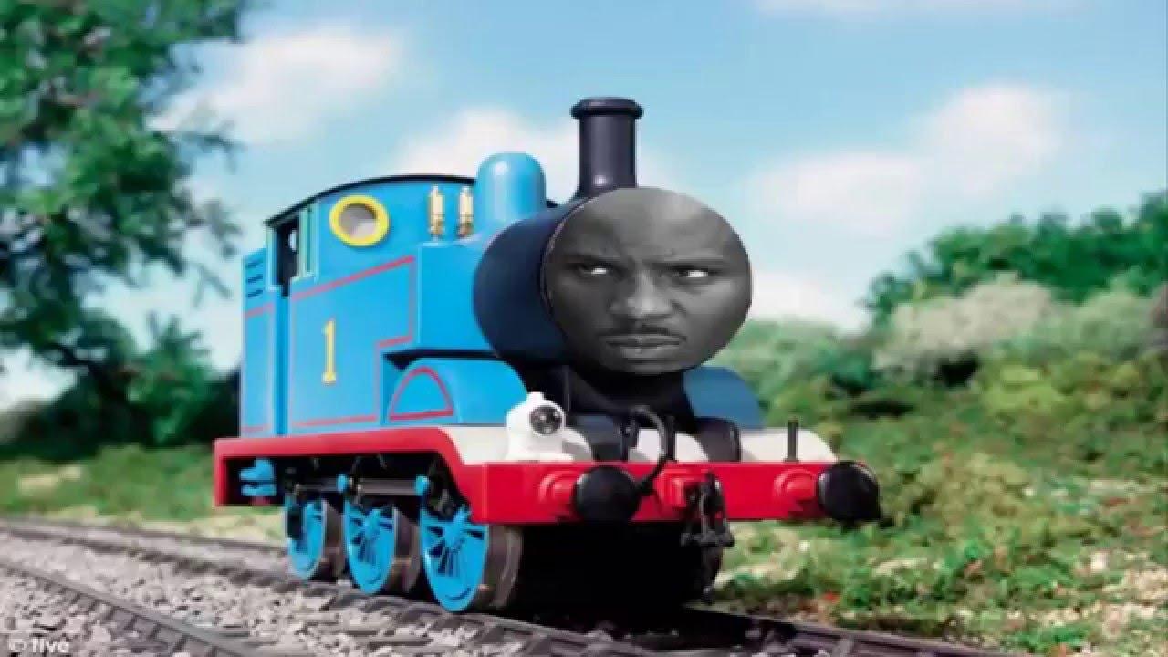 DMX Feat Thomas The Tank Engine
