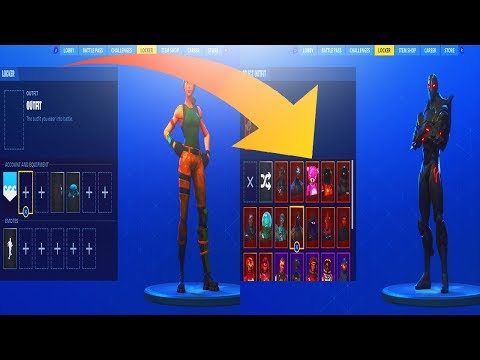 TRANSFER YOUR SKINS TO A DIFFERENT ACCOUNT ON XBOX,PS4 AND PC( WORKING SEASON 7 December 2018)