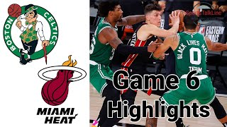 Celtics vs Heat HIGHLIGHTS Full Game | NBA Playoff Game 6