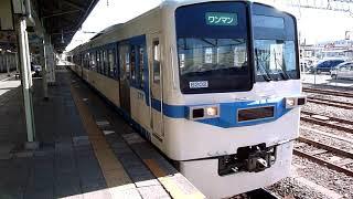 秩父鉄道 6000系 02編成 熊谷駅