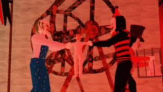 Roblox Spirit Halloween Sneak Peeks: Tug Of War Clowns