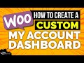 How To Customize WooCommerce My Account Page With Any WordPress Page Builder