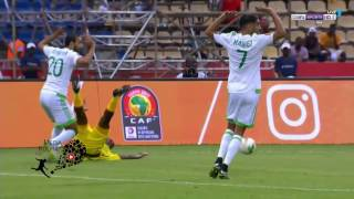 Goals match Algeria 2 vs 2 Zimbabwe HD #African #Cup of Nations #CAN 2017