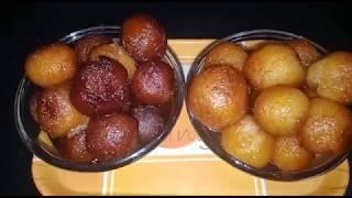 Instant gulab jamun $ Kala Jamun By kanchan cooking recipe