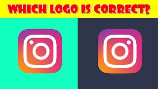 Can You Guess The Correct Logo?