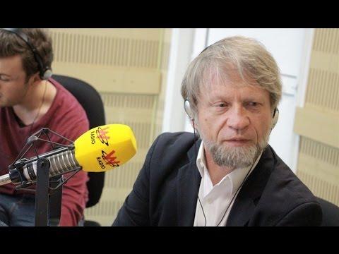 Antanas Mockus habla con Vicky Dávila en La W