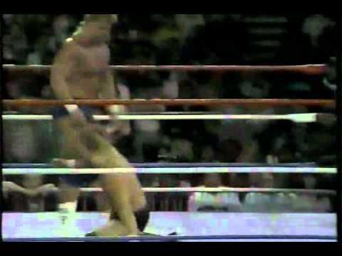 Mr. Perfect vs. Jim Evans (WWF 1989)
