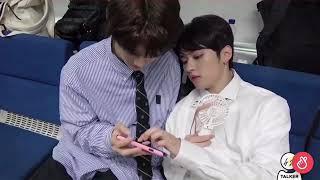 Minho x Jeongin (MinJeong) (JeongHo) cute moments #1