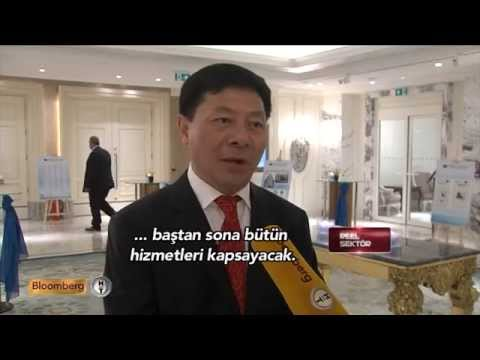 Reel Sektör Programı China Shipping Turkey Agency (2)