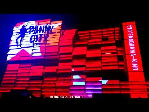 PANIK CITY  Die Udo Lindenberg Experience auf der Reeperbahn