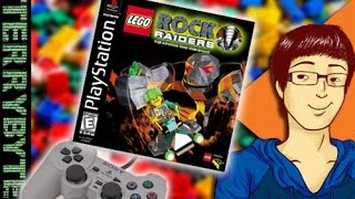 The Worst Lego Game Port Ever : Lego Rock Raiders (PS1) -TerryByte