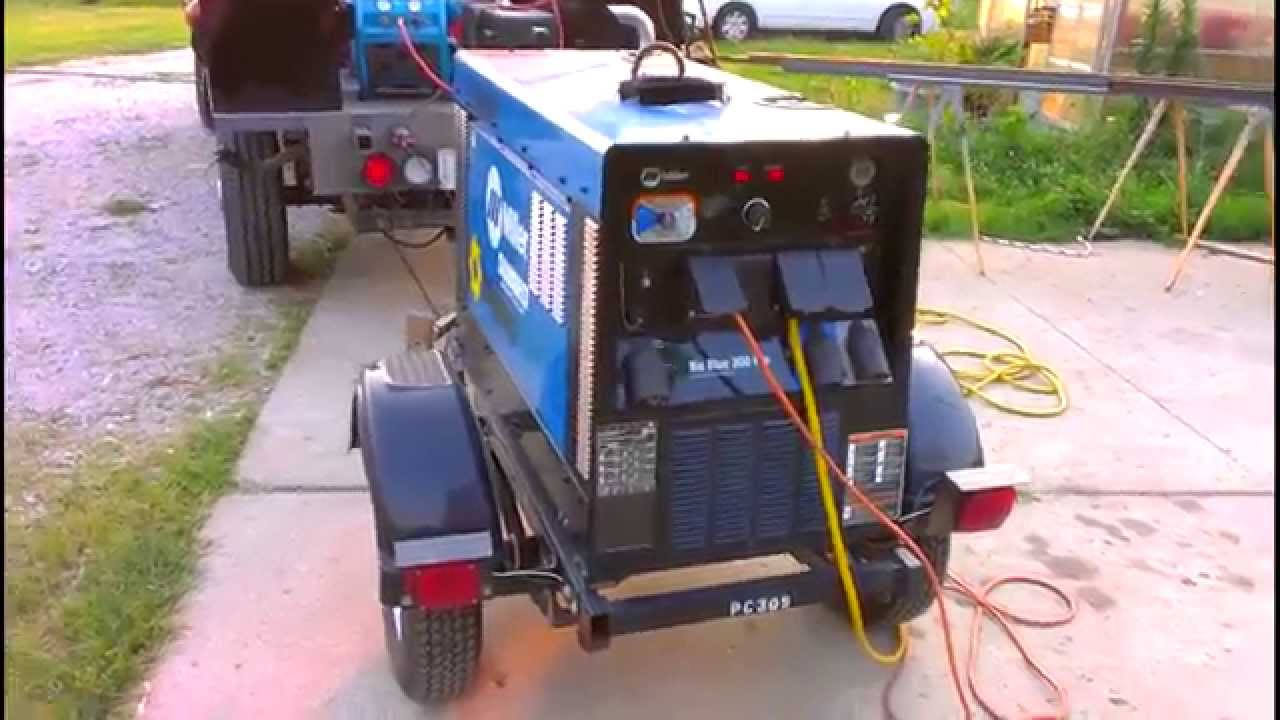 Big Blue 300 Pro and Spectrum 625 Plasma Cutter - YouTube
