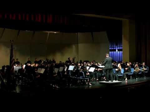 2018 SCSBOA Santiago Band Festival – River Heights Concert Band