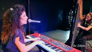 La mer - Duo Eclectica - harpe piano - voix