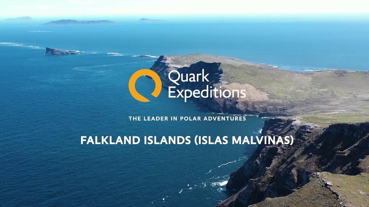 【動画】フォークランド諸島の魅力