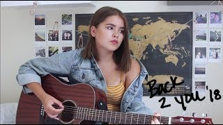 Back To You - Selena Gomez / Cover by Jodie Mellor