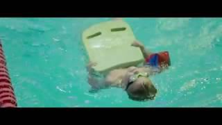 Открытый урок по плаванию в бассейне Славутич 26.10.2017г