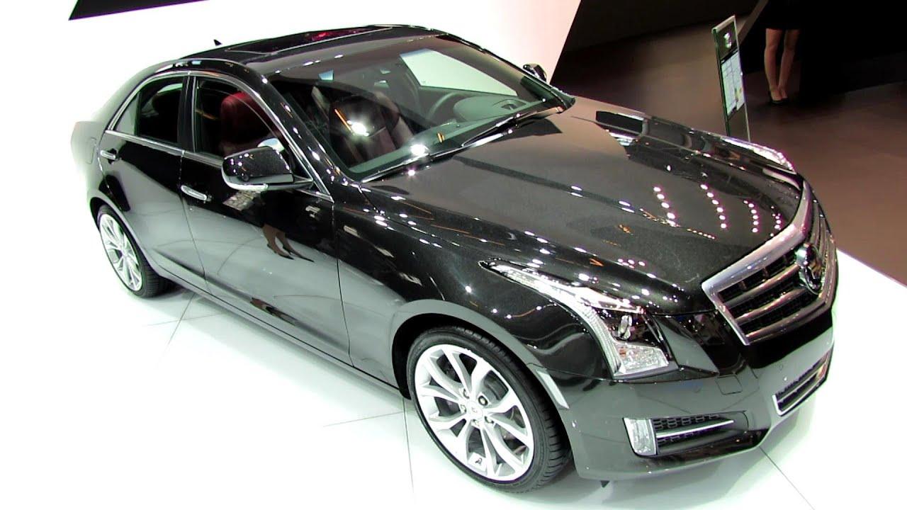 2013 Cadillac ATS 2.0T RWD - Exterior and Interior ...