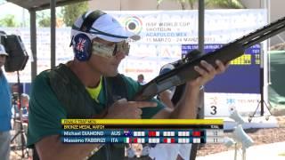 Finals Trap Men - ISSF Shotgun World Cup 2013, Acapulco (MEX)