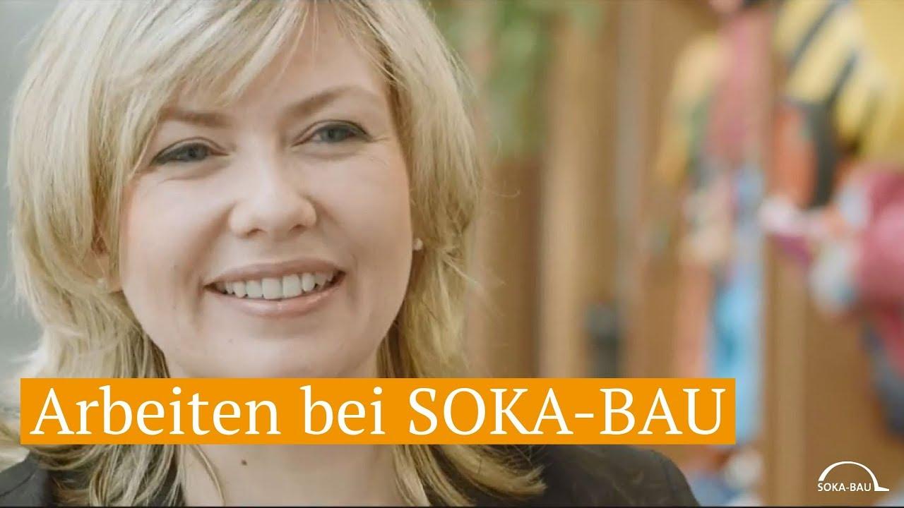 Arbeiten bei SOKA-BAU - YouTube