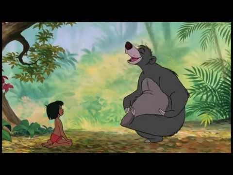 Jungle Boek | Liedje: Als Je Van Beren Leren Kan | Disney BE
