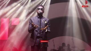 Kennyblaq and Funnybone's 'Standing Ovation' Performance at Shuga Coated Concert