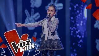 Maite canta Oye – Audiciones a Ciegas | La Voz Kids Colombia 2019