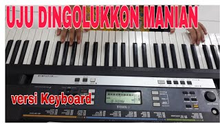 Keyboard SO MARLAPATAN MARGONDANG / UJU DINGOLUKKON MANIAN