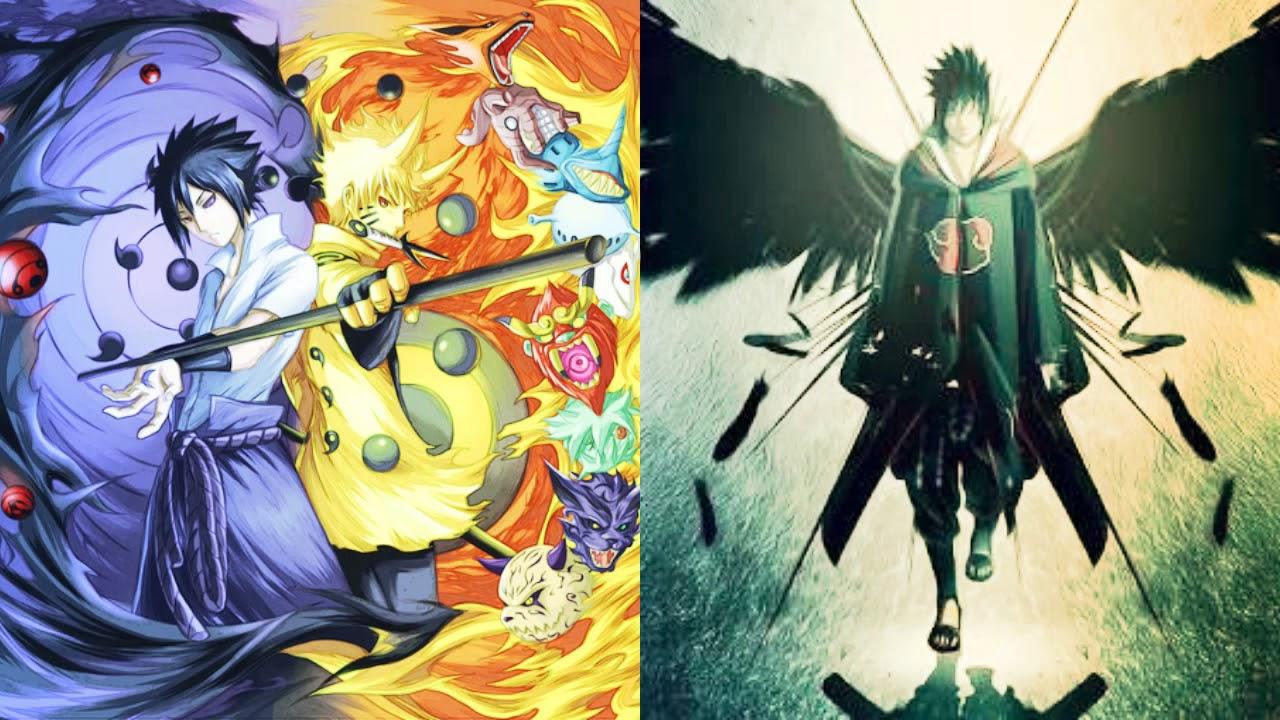53 Gambar Anime Naruto Shippuden Terbaru Terlihat Keren