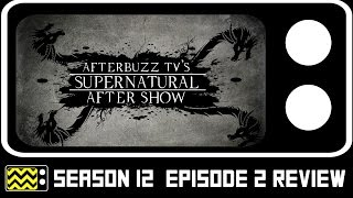 Supernatural Season 12 Episode 2 Review w/ Ruth Connell & Kathryn Newton | AfterBuzz TV