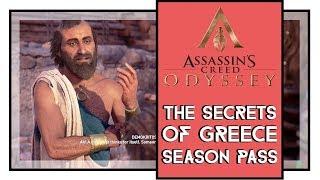 Assassin's Creed Odyssey The Secrets of Greece Season Pass Bonus Mission The Dunce Conundrum