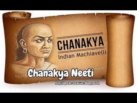 Chanakya niti in hindi  great thoughts of chanakya