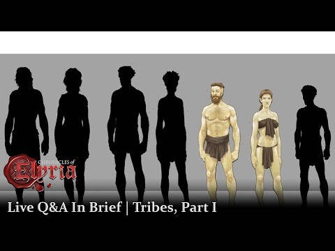 Chronicles of Elyria Q&A | Tribes, Part I | In Brief