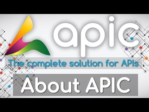 APIC - The complete API solution for API Design, API Documentation and API Testing