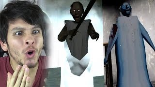 HE CONGELADO A GRANNY !! OMG - Granny (Horror Game)