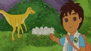 Диего, Вперед! Диего в лабиринте с динозаврами Игры с Диего