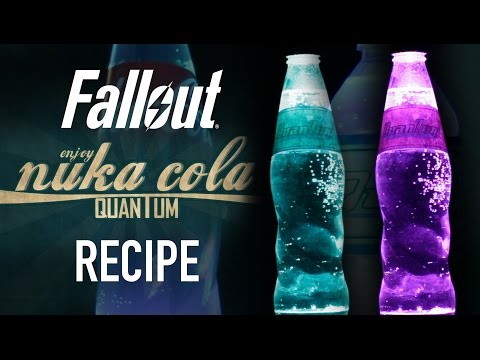 DIY Nuka Cola Quantum from YouTube · Duration:  3 minutes 49 seconds