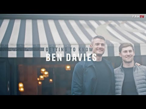 Getting to Know... Ben Davies - Tottenham Hotspur & Wales