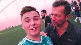 MEIN TRIP NACH RUSSLAND zur WM mit LOTHAR MATTHÄUS