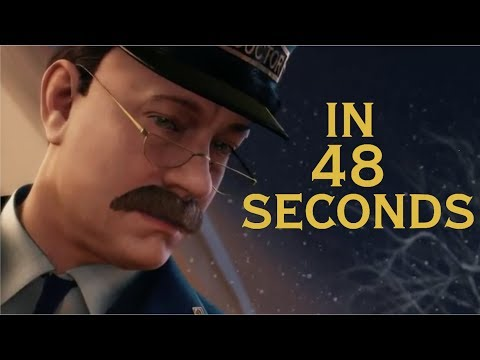 Polar Express in 48 Seconds PART 1
