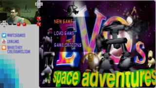Evo's Space Adventures - The Awful PS1 Port of Space Station Silicon Valley