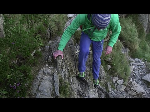 How to move when scrambling